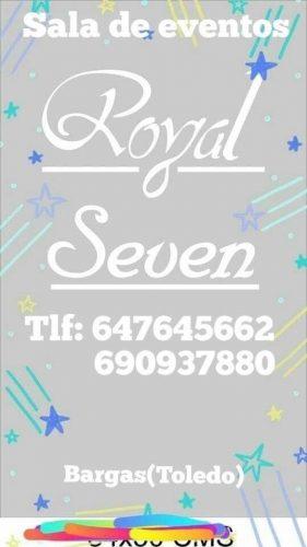 Sala de Eventos Royal Seven