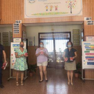 El Ayuntamiento de Bargas, por un inicio de curso escolar seguro