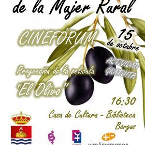 Día Internacional de la Mujer Rural: Cinefórum «El Olivo»