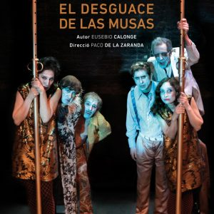SUSPENDIDO – Teatro jóvenes/adultos: «El desguace de las musas»