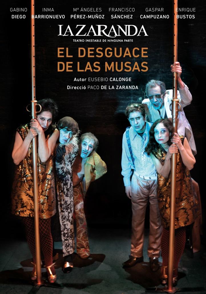 SUSPENDIDO - Teatro jóvenes/adultos: