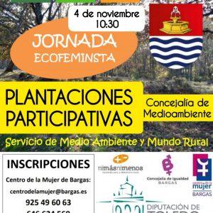 Jornada ecofeminista: Plantaciones participativas