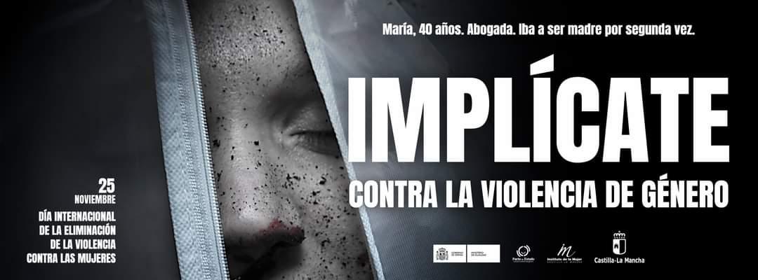 Día Internacional para la Eliminación de la Violencia contra las Mujeres, ¡IMPLÍCATE!