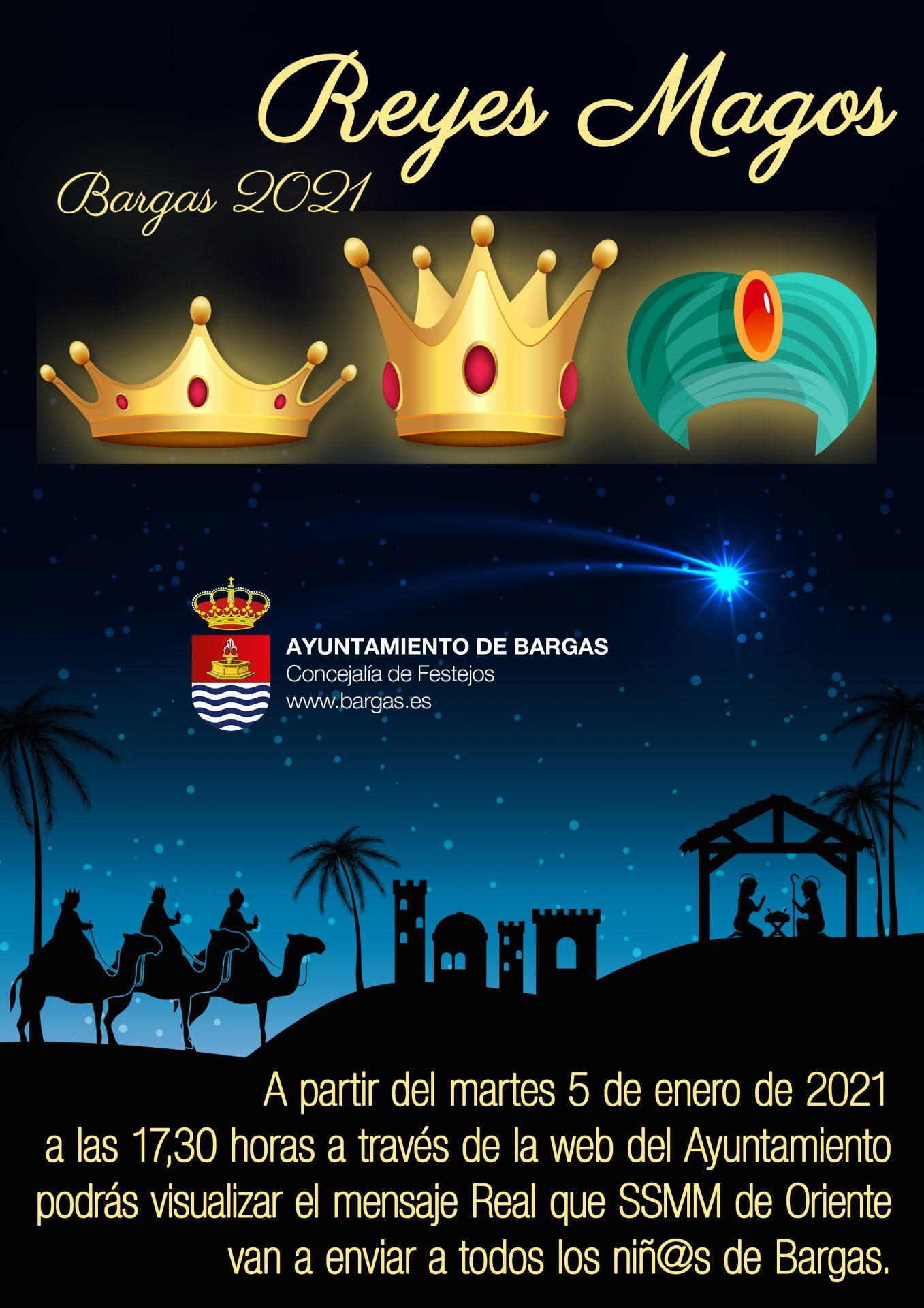 Reyes Magos – Bargas 2021