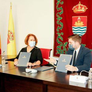 Bargas renueva su convenio ASTRA de transporte de viajeros