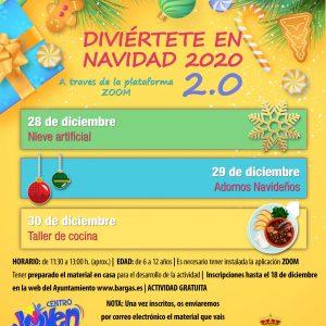 Diviértete en Navidad 2020 2.0