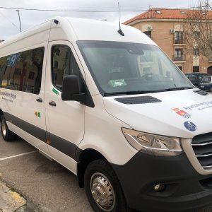 Servicios Sociales cuenta con un nuevo autobús
