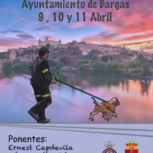Jornadas de mantrailing en Toledo