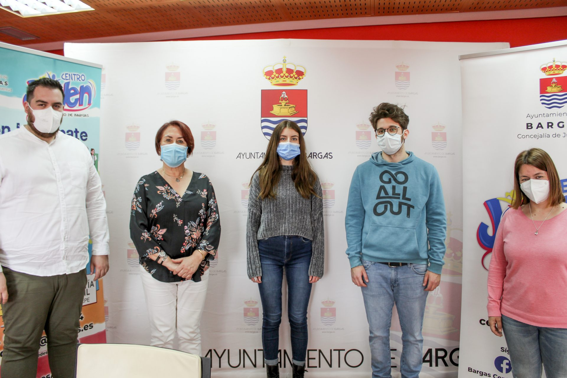 Bargas da comienzo a un nuevo proyecto europeo de voluntariado para jóvenes