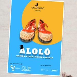Teatro de calle-Circo: «Aloló» (+3 años)