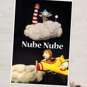 Teatro infantil: «Nube, nube» (+4 años)