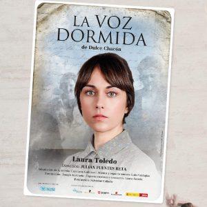 <strong>APLAZADO HASTA NUEVA FECHA</strong> – Teatro jóvenes/adultos: «La voz dormida»