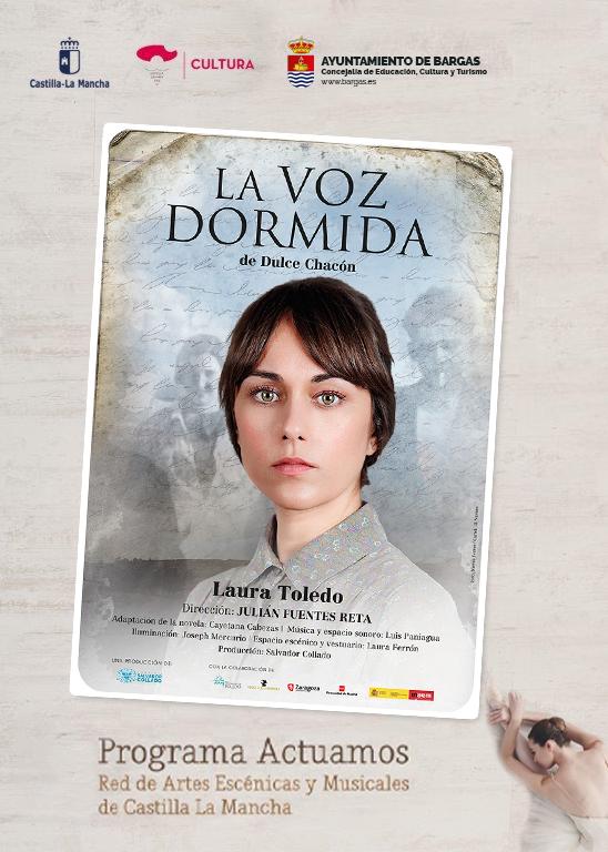 Teatro jóvenes/adultos: «La voz dormida»