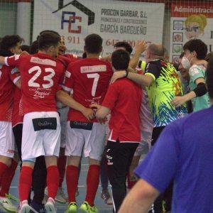 La Copa del Rey de Fútbol Sala en Bargas