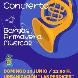Concierto: Asociación Artístico Cultural «Benito García de la Parra»