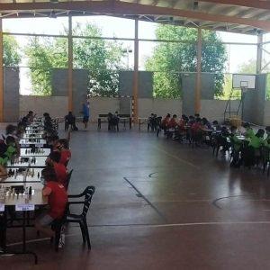 Bargas, centro del ajedrez provincial