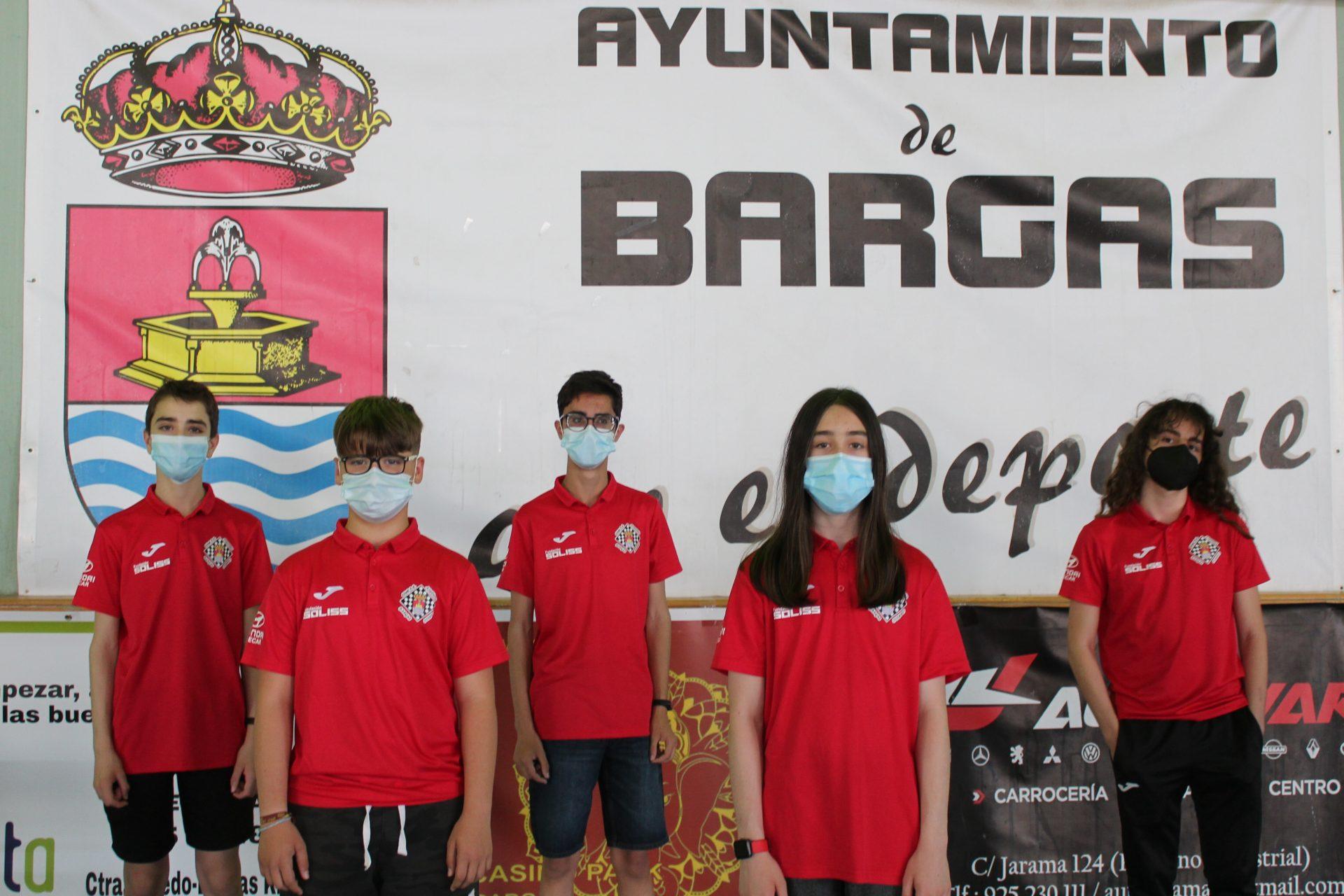 6. Sub-18 Bargas B