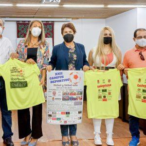 Presentada la XXII edición del Campus Deportivo de Bargas