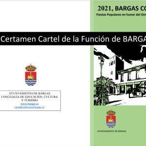 Certamen del Cartel de la Función de Bargas 2021