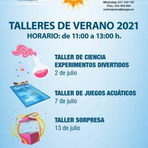 Talleres de Verano 2021