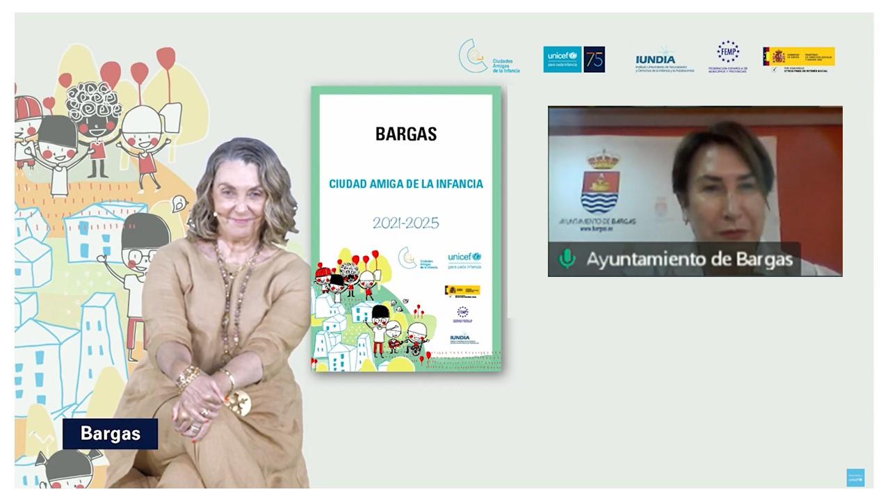 Bargas se convierte en Ciudad Amiga de la Infancia