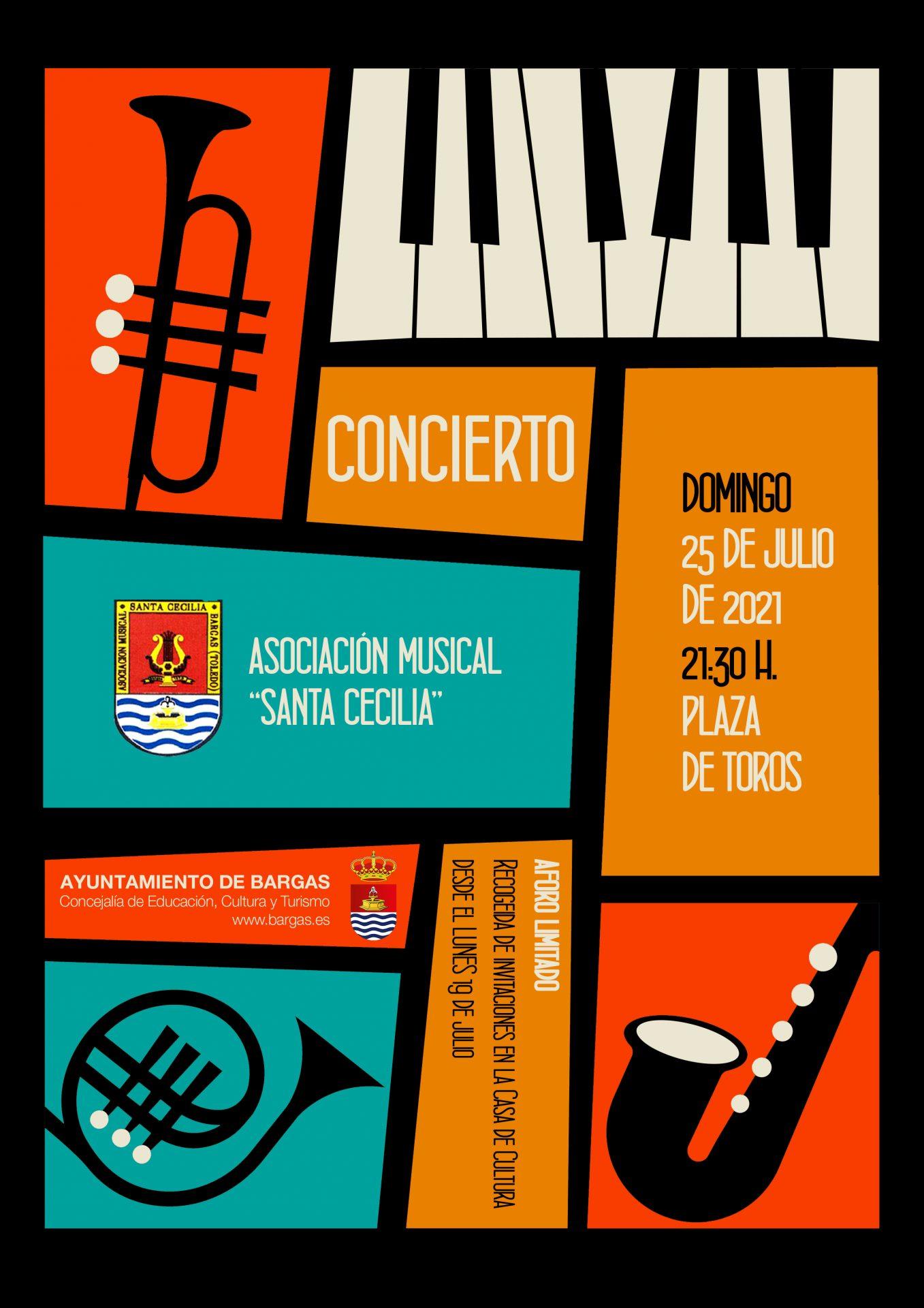 Concierto: A.M. «Santa Cecilia»