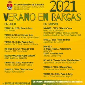 2021, Verano en Bargas