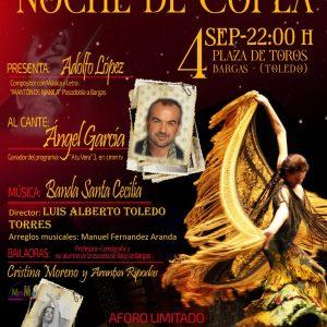 """NOCHE DE COPLA. Concierto de la Asociación Musical """"Santa Cecilia"""""""