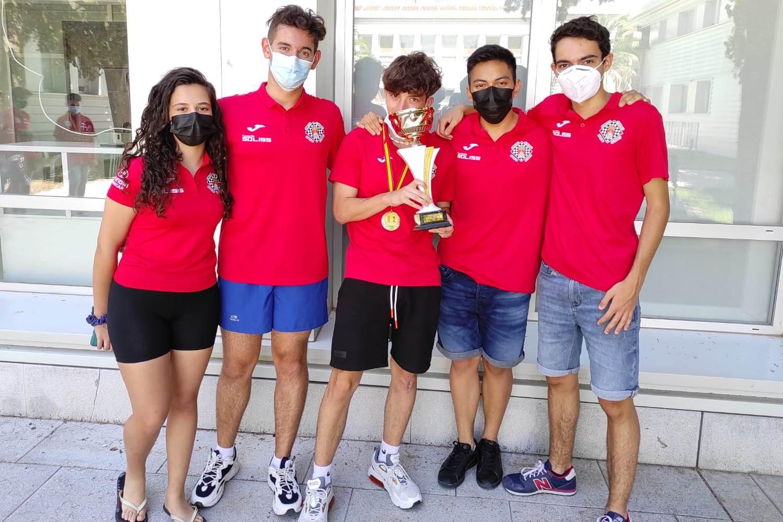2. Equipo campeón sub-18