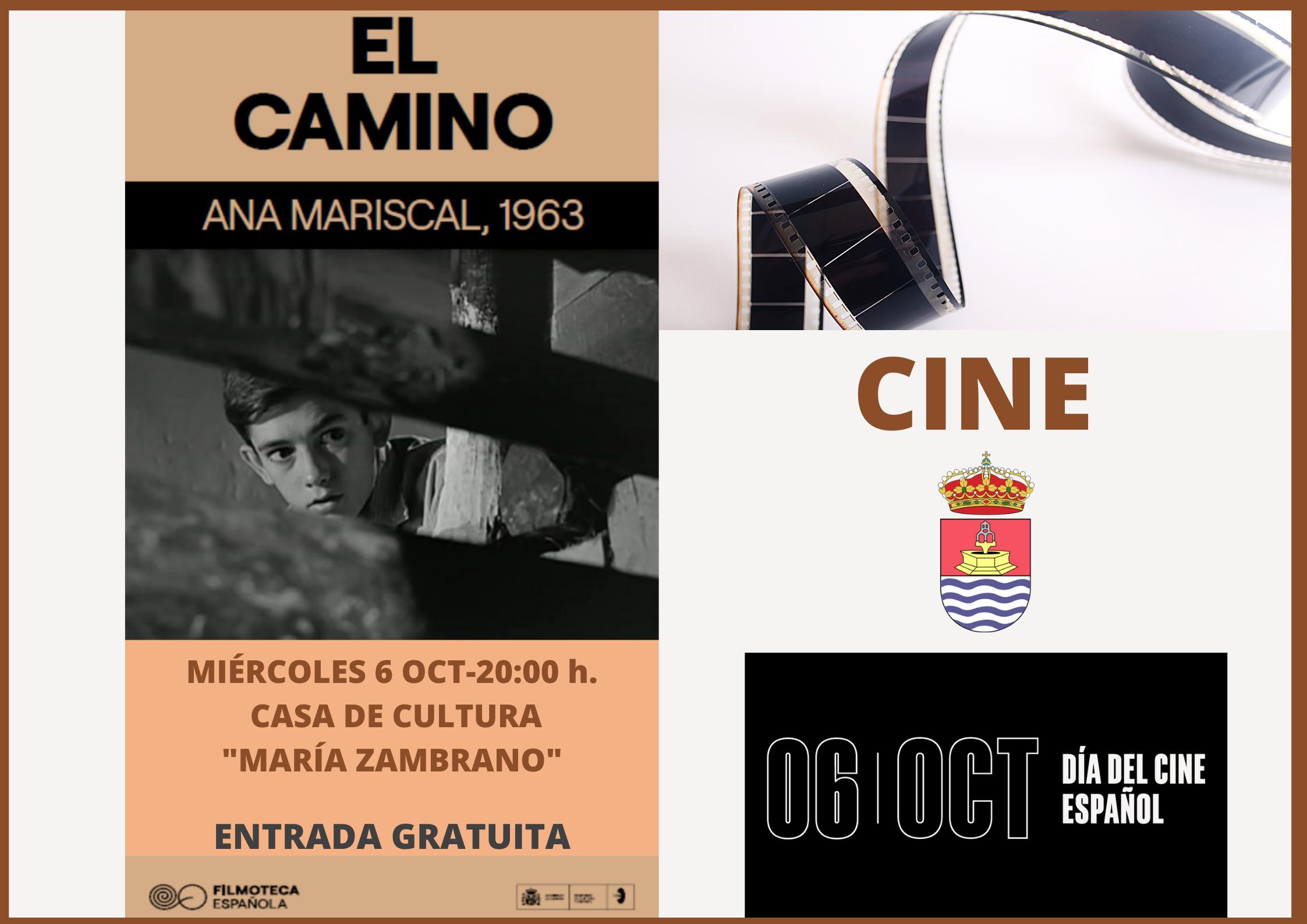 CINE: «El camino»