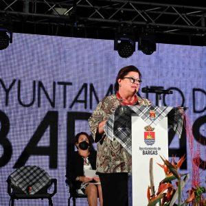 Inauguración oficial de las Fiestas de Bargas