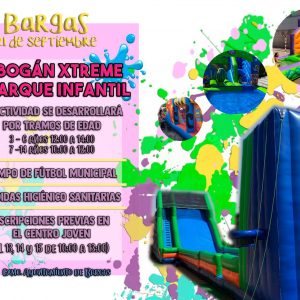Tobogán Extreme y Parque Infantil
