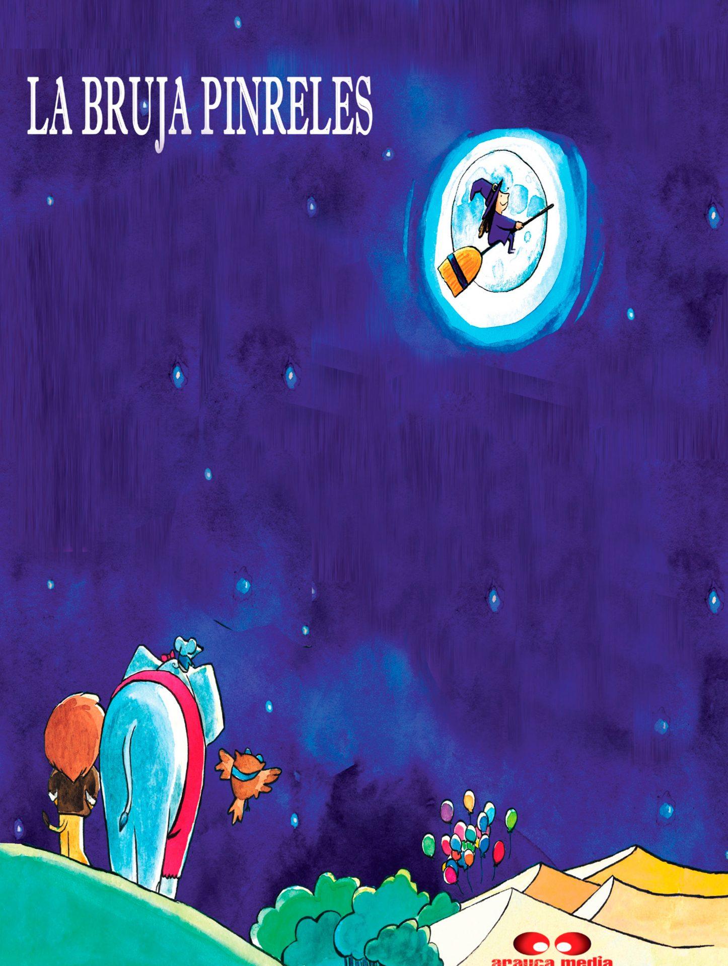 Teatro infantil (+5 años): «La Bruja Pinreles»