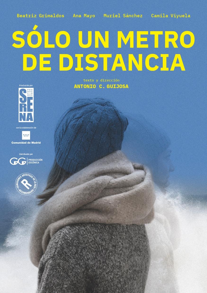Teatro jóvenes/adultos: «Sólo un metro de distancia»